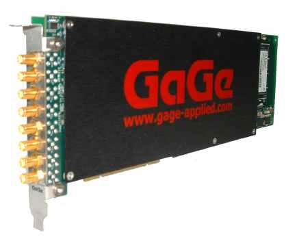 ����� ��� GAGE 16 ��� 200 MS/s