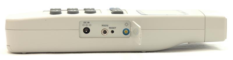Измеритель уровня электромагнитного поля АТТ-8509 - вид сбоку