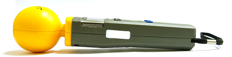 Измеритель уровня электромагнитного фона АТТ-2592 - вид сбоку