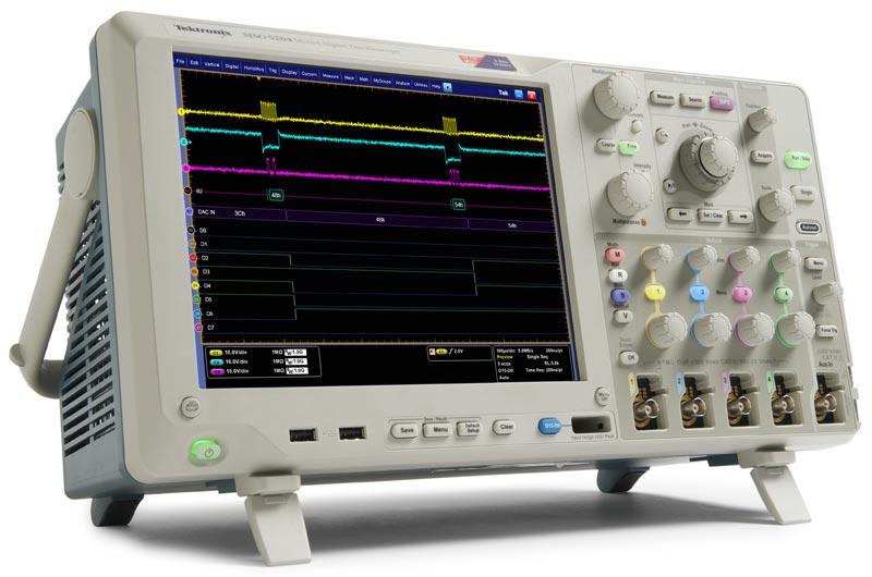 Цифровой осциллограф MSO5204