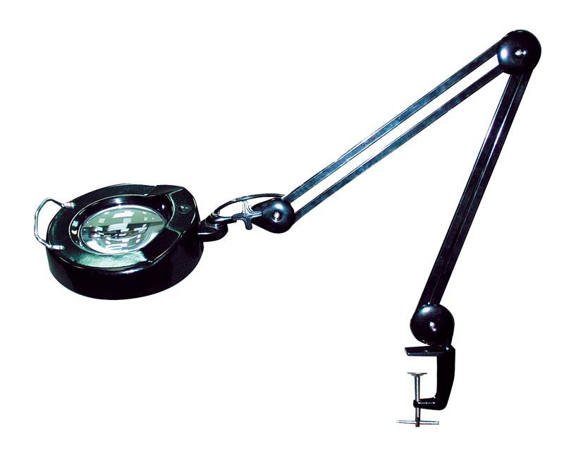 Светильник бестеневой кольцевой с линзой АТР-6553