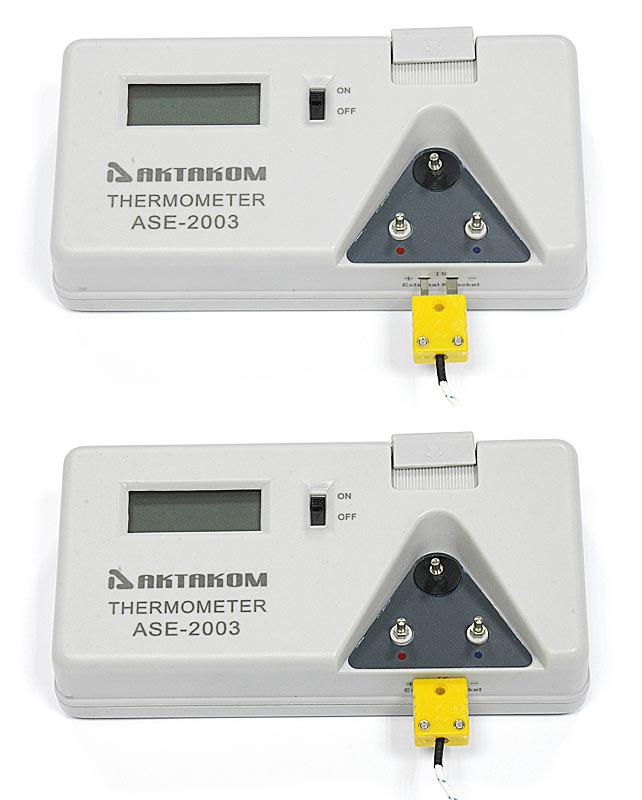Как сделать измеритель температуры