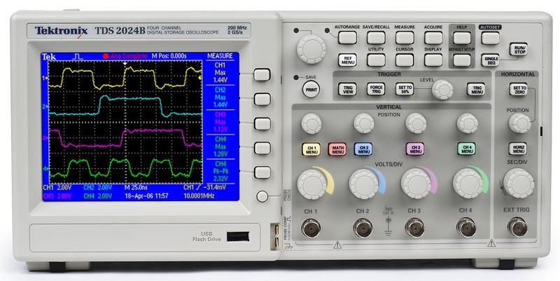Форум РадиоКот * Просмотр темы - Цифровой осциллограф своими руками.