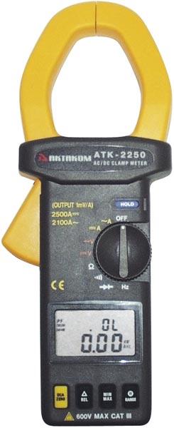 Токовые клещи АТК-2250