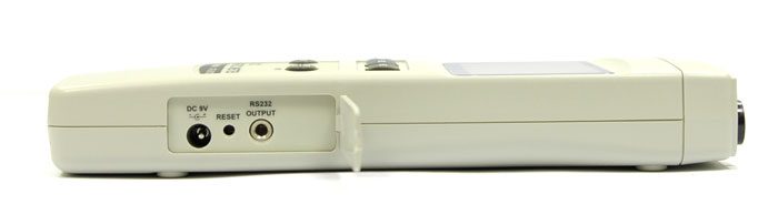 Магнитометр АТЕ-8702 - вид сбоку
