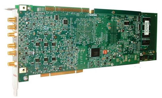 ����� ��� CompuScope_21G8-1GHz