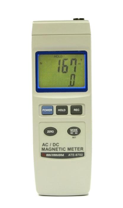 Магнитометр АТЕ-8702 - вид спереди
