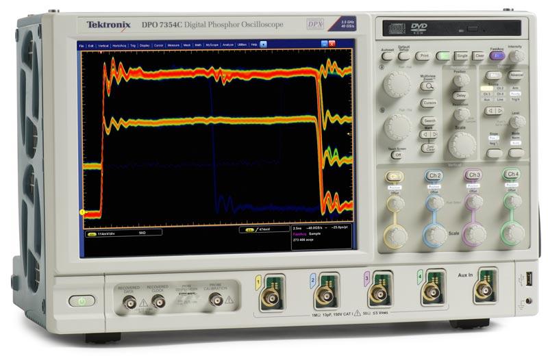 Цифровой осциллограф DPO7254C