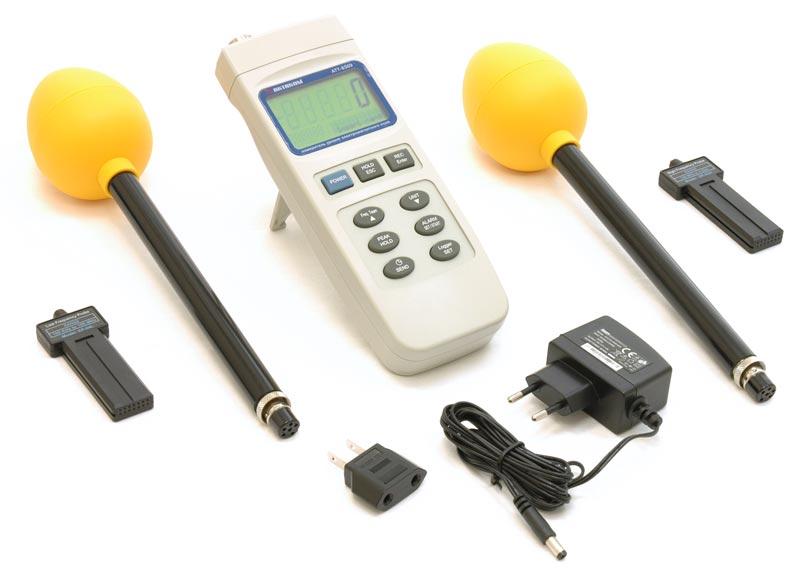 Измеритель уровня электромагнитного поля АТТ-8509 - аксессуары